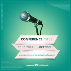 conference-vector-poster_23-2147494349